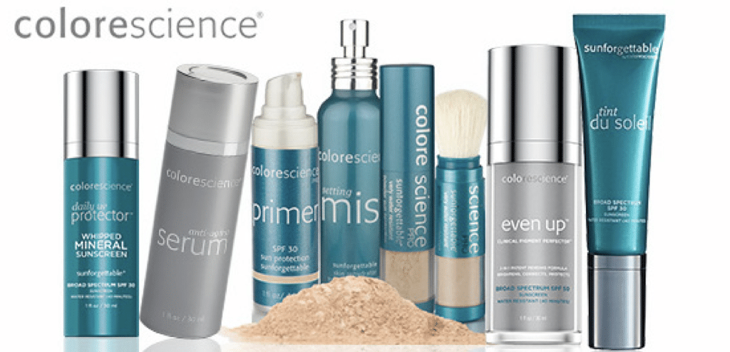 Colorescience Skincare Products