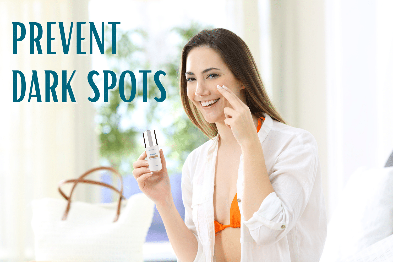 prevent dark spots